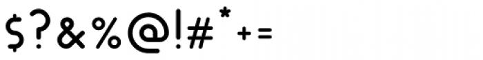 AFerrugem Regular Font OTHER CHARS
