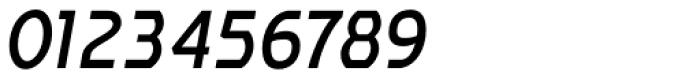 Affluent Demi Bold Italic Font OTHER CHARS