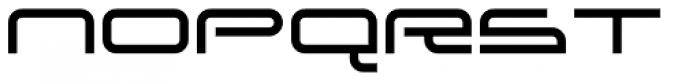 Affront Font UPPERCASE