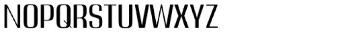 Afsane Light Font UPPERCASE