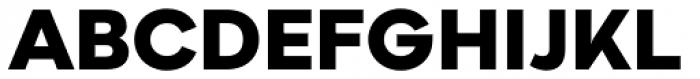 Aftika Extra Bold Font UPPERCASE