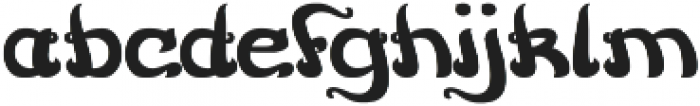 AGRICULTURE ttf (400) Font LOWERCASE