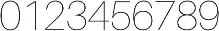Agape UltraLight otf (300) Font OTHER CHARS
