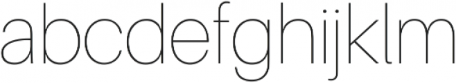 Agape UltraLight ttf (300) Font LOWERCASE