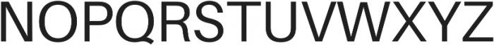 Agape ttf (400) Font UPPERCASE