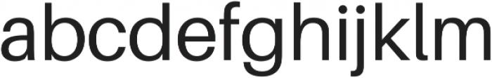 Agape ttf (400) Font LOWERCASE