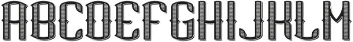 AgedWhiskey ShadowAndTexture otf (400) Font UPPERCASE