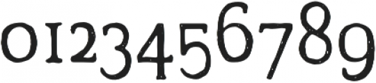 Agnes by hand otf (400) Font OTHER CHARS