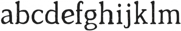 Agnes by hand otf (400) Font LOWERCASE