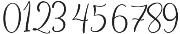 Agreable-Script otf (400) Font OTHER CHARS