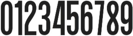 Agrem otf (400) Font OTHER CHARS