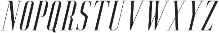 Aguero Serif otf (400) Font UPPERCASE