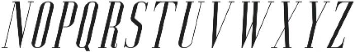 Aguero Serif otf (400) Font LOWERCASE