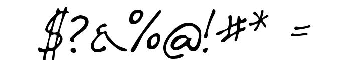 Agata Font OTHER CHARS