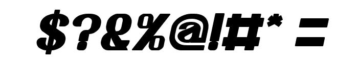 Age of Awakening Bold Italic Font OTHER CHARS