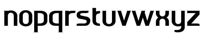 Ageone bold Font LOWERCASE