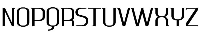 Ageone serif Font UPPERCASE