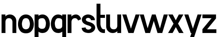 Agoestoesan Normal Font LOWERCASE
