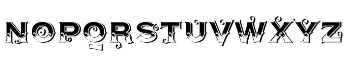 AgreloyS1 Font UPPERCASE