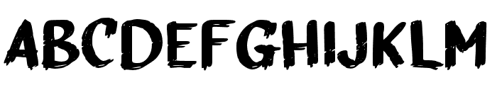 Agustus Merdeka Font LOWERCASE