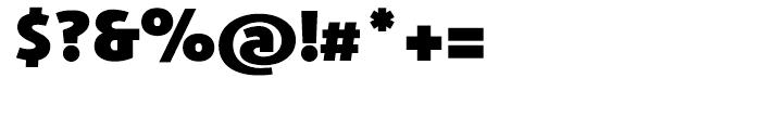 Agilita Black Font OTHER CHARS