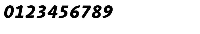 Agilita Heavy Italic Font OTHER CHARS
