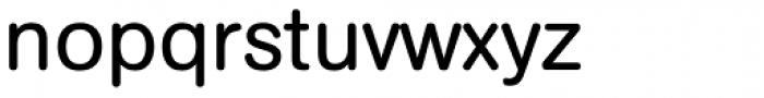AG Book Rounded BQ Regular Font LOWERCASE