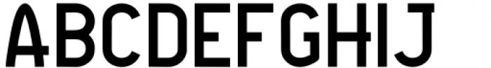 Agane Bold Font UPPERCASE