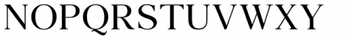 Agatho Regular Font UPPERCASE