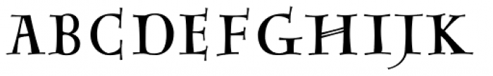Agedage Simple Versal Font LOWERCASE