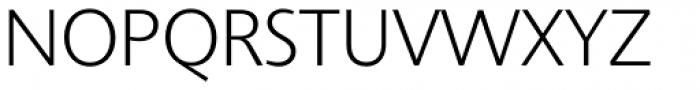 Agilita Std ExtraLight Font UPPERCASE
