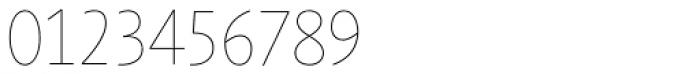 Agilita Std UltraThin Font OTHER CHARS