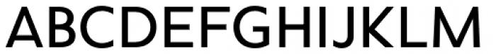 Agis Medium Font UPPERCASE
