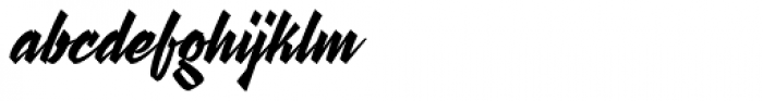 Agneya Font LOWERCASE