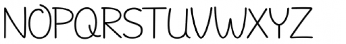 Agrave Pro Light Font UPPERCASE