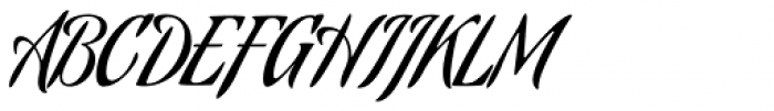 Aguafina Script Pro Font UPPERCASE