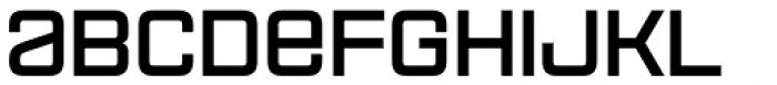 Aguda Black Unicase Font LOWERCASE