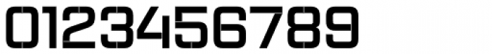 Aguda Stencil 1 Black Font OTHER CHARS