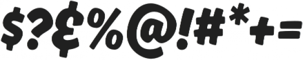 Ahkio Bold otf (700) Font OTHER CHARS
