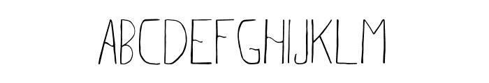Ahsan Creative Font UPPERCASE