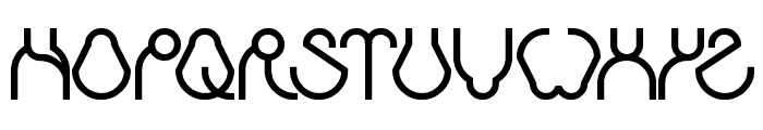 aha experience Font UPPERCASE