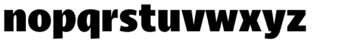 Ahimsa Black Font LOWERCASE