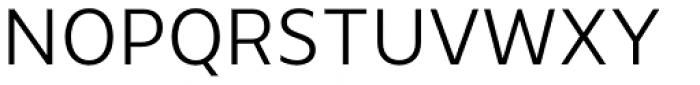 Ahimsa Light Font UPPERCASE