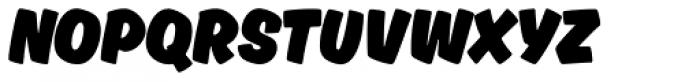 Ahkio Black Font UPPERCASE