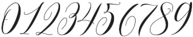 Aidan otf (400) Font OTHER CHARS