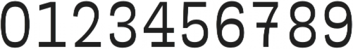 Airo Light otf (300) Font OTHER CHARS