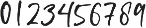 Aisha Blush otf (400) Font OTHER CHARS