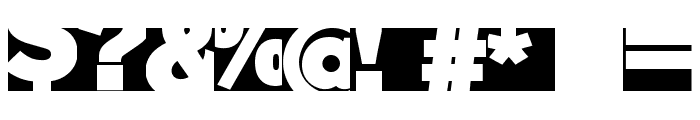 AIFragment Font OTHER CHARS