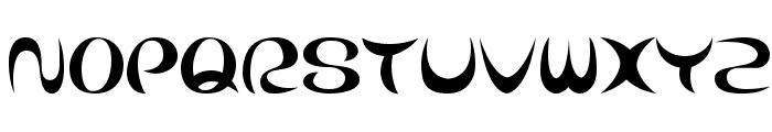 Airplane2AL Font UPPERCASE