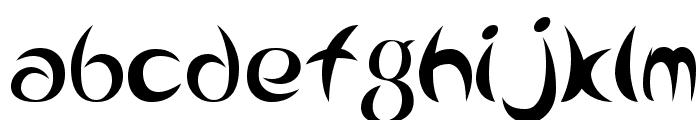 Airplane2AL Font LOWERCASE